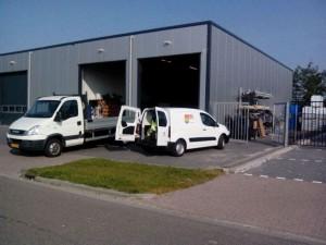 AWWL CO2 neutraal Harkema Friesland werkplaats