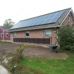 AWWL CO2 Neutraal Harkema Sunflexscherm
